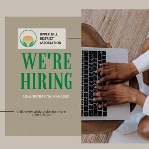 UHDA is hiring(1)